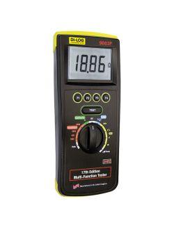 Di-Log 9083P 17th Edition Multifunction Tester