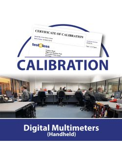 Digital Multimeters (Handheld) Calibration