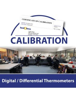 Digital / Differential Thermometer Calibration