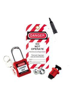 Di-Log DLLOC1 18th Edition Personal Lockout Kit