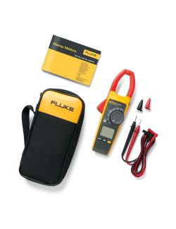 Fluke 374 FC True-RMS AC/DC Clamp Meter with Fluke Connect