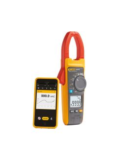 Fluke 376 FC True RMS AC/DC Clamp Meter with iFlex and Fluke Connect