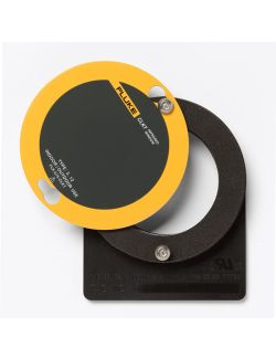 "Fluke FLK-100-CLKT 4"" (100mm) C-Range IR Window - Kwik Twist"