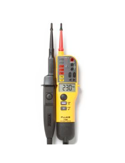 Fluke T150 Voltage & Continuity Tester With Switchable Load LCD & Ohms