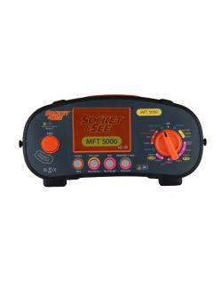 Socket & See MFT5000 Multifunction Tester