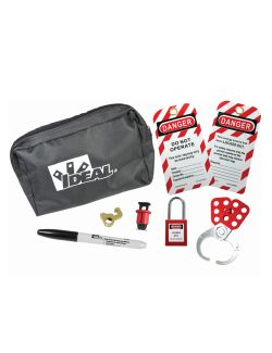 Ideal 44-924 Domestic Installer Lock Out Tag Out Kit
