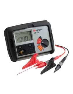 Megger MIT320 Insulation Tester