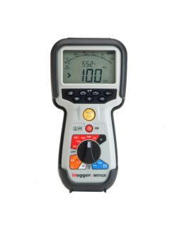 Megger MIT420/2 Industrial Telecom Insulation Tester