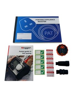 Megger PAT Tester Accessory Kit