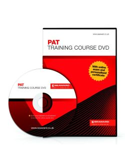 Seaward PAT Training Course DVD (998A104)