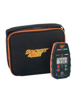 Socket & See PDIT 360 Part P Insulation Tester