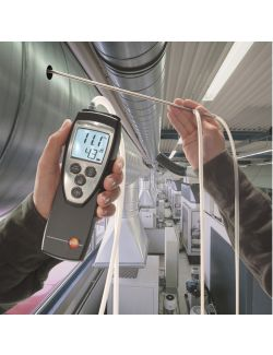 Testo 512 Pressure Meter (0 to 2hPa) 0560 5126