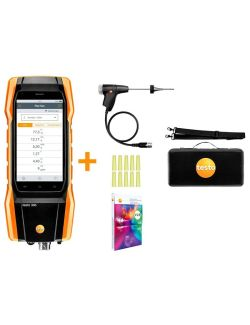 Testo 300 Domestic Flue Gas Analyser (Standard Kit)