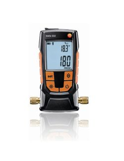 Testo 552 Digital Vacuum Gauge with BT 0560 5522