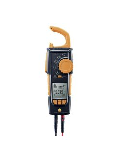 Testo 770-3 TRMS Clamp Meter with Bluetooth
