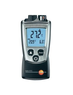 Testo 810 Air & Surface Temperature Measurement