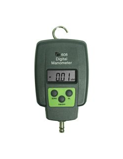 TPI 608 Single Input Digital Manometer