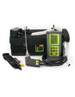 TPI 717R Kit Flue Gas Analyser Kit