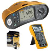 Fluke 1664FC Multifunction Installation Tester with Fluke Connect