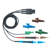 Socket & See ITLS400A Fused Test Leads