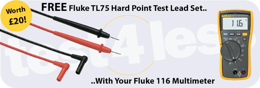 Fluke 116 Banner