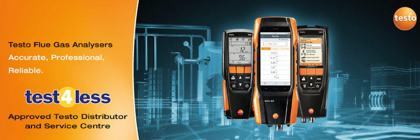 Testo Approved Distributor